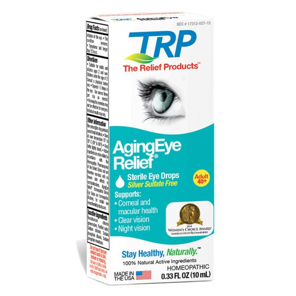 Aging Eye Relief
