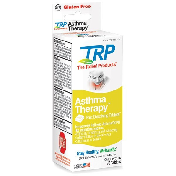 Asthma Therapy Homeopathic Remedy